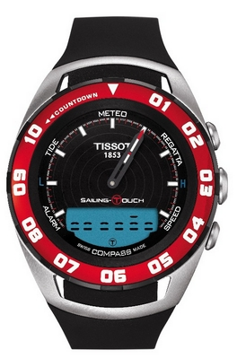 Tissot - Sailing-Touch Stahl